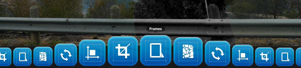Photoforge2 tool tray