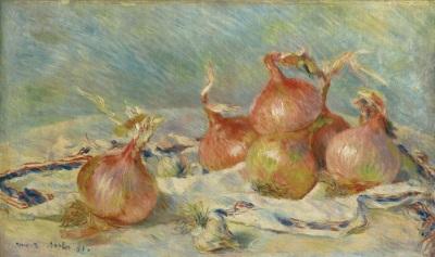 Renoir: Onions (Kimbell/Sterling Clark)