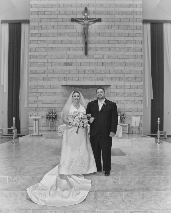 Mr and Mrs Jeff Mattis